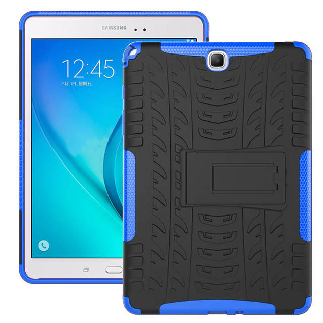 For Samsung Galaxy Tab A 8.0 T350 T351 T355 Tough Impact Case Heavy Duty Armor Hybrid Anti-knock Silicon Hard Back Cover
