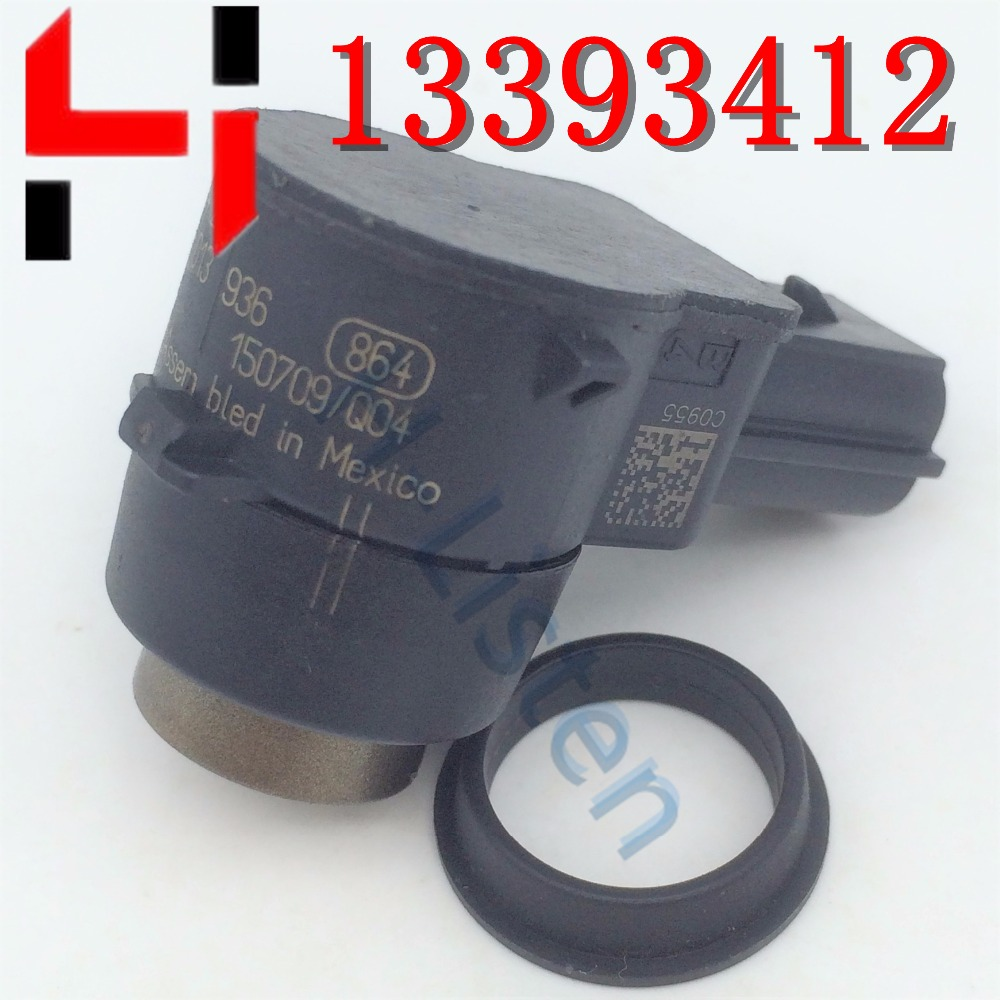 4 шт.) оригинальный парковочный датчик для автомобилей Opel Cruze 13393412 0263013936 95173243