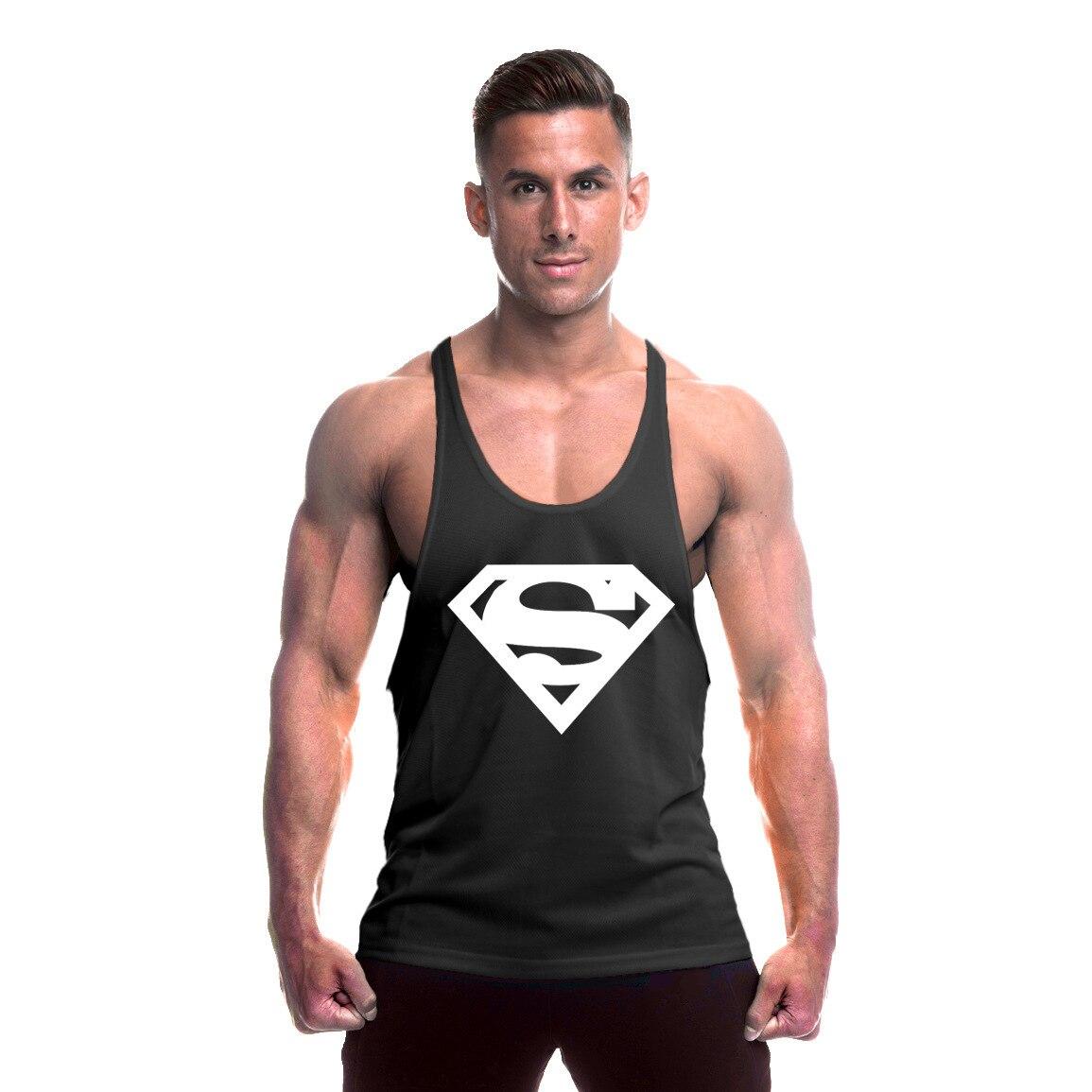 Männer Der Marke Die Hero Dünne Straps Herren Sport Tops Professional Weste Bodybuilding Fitness Golds Tank Tops Männer Unterhemd Tx97 Hochwertige Materialien