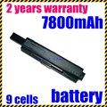 Jigu 6600 mah batería del ordenador portátil para toshiba satellite pro a300d l300 L300D L450 L450D L500 L500D L550 A300 9 celdas portátil batería