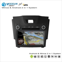 YESSUN For Isuzu D Max For Holden Colorado 2012~2013 Car Android Multimedia Radio CD DVD Player GPS Map Navigation Audio Video
