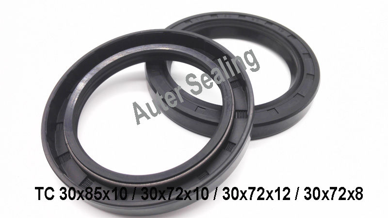 US $18 58 |HMSA7 SEAL 30x85x10 / 30x72x10 / 30x72x12 / 30x72x8 TC Oil seal  Simmer ring Rotary shaft seal NBR Rotary seals-in Gaskets from Home