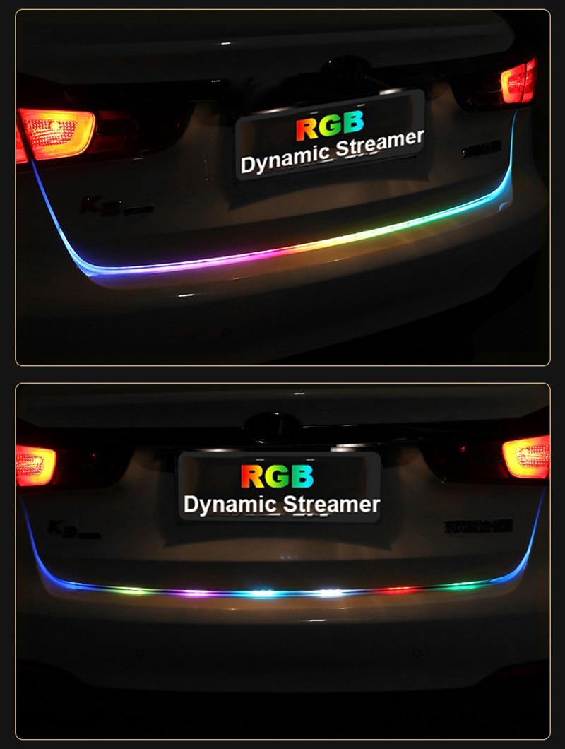 Fantastisch Led Lichtleiste Am Auto Fotos - Die Besten Elektrischen ...