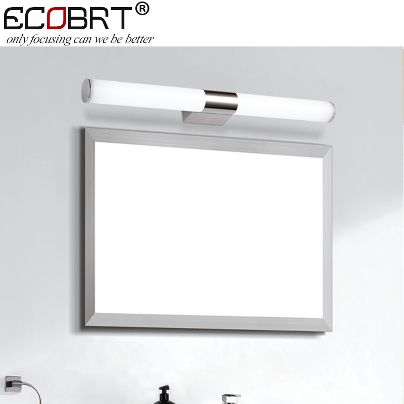 bathroom lighting fixtures over mirror. modern 8w led bathroom wall lights lamps 40cm long led tube over mirror in bedroom sconces lighting fixtures 220v ac s