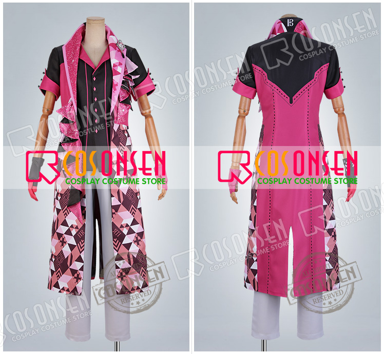 Idolish7 1st LIVE Road To Infinity Kujo Tenn Cosplay Costume new Full Set All Sizes COSPLAYONSEN adult costume-in Game Costumes from Novelty & Special Use    2