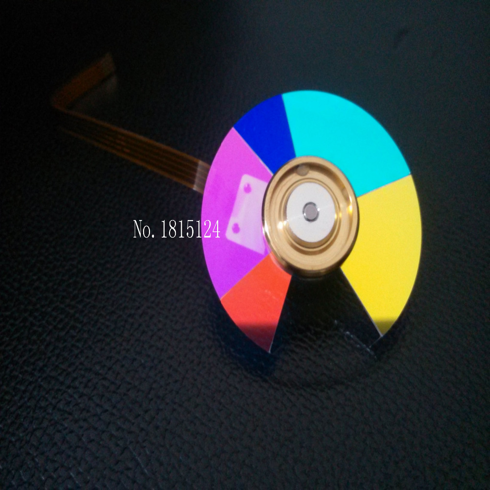 100% NEW original Projector Color Wheel for Benq W600 wheel color|Projector Accessories|Consumer Electronics - title=