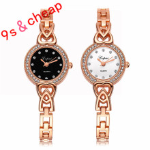 Fashion Ladies Women Stainless Steel  Rhinestone Quartz Wrist Watch  #3342 Brand New High Quality Luxury Free Shipping