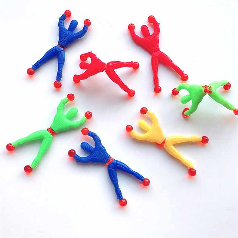 LOLEDE-1 Uds. De broma, juguete de broma, colorido y divertido, viscosidad aleatoria, para Halloween, para niños y bromas prácticas