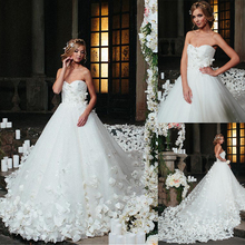 srui sker Fantastic Satin A-Line Wedding Dresses With