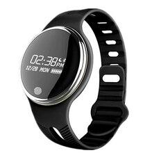 Neue 2016 Wasserdichte Smartwatch E07 Smart band für iphone android handy Smart Armband tragbare geräte PK Fitbit PK Xiaomi