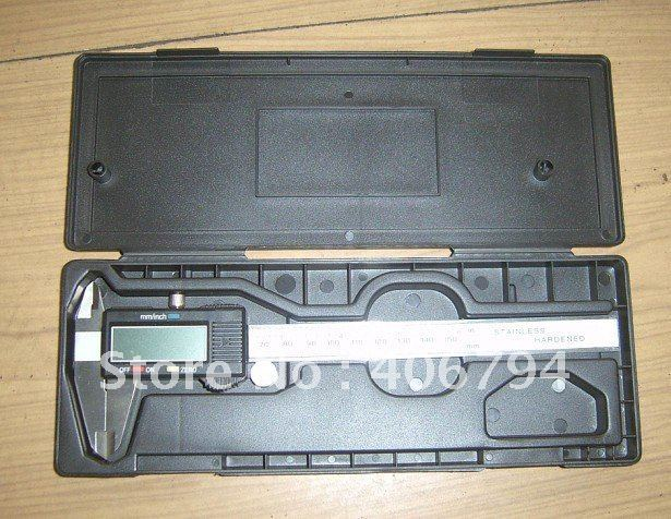 VERNIER GAUGE MICROMETER 20/lot 6 inch 150 mm Digital CALIPER