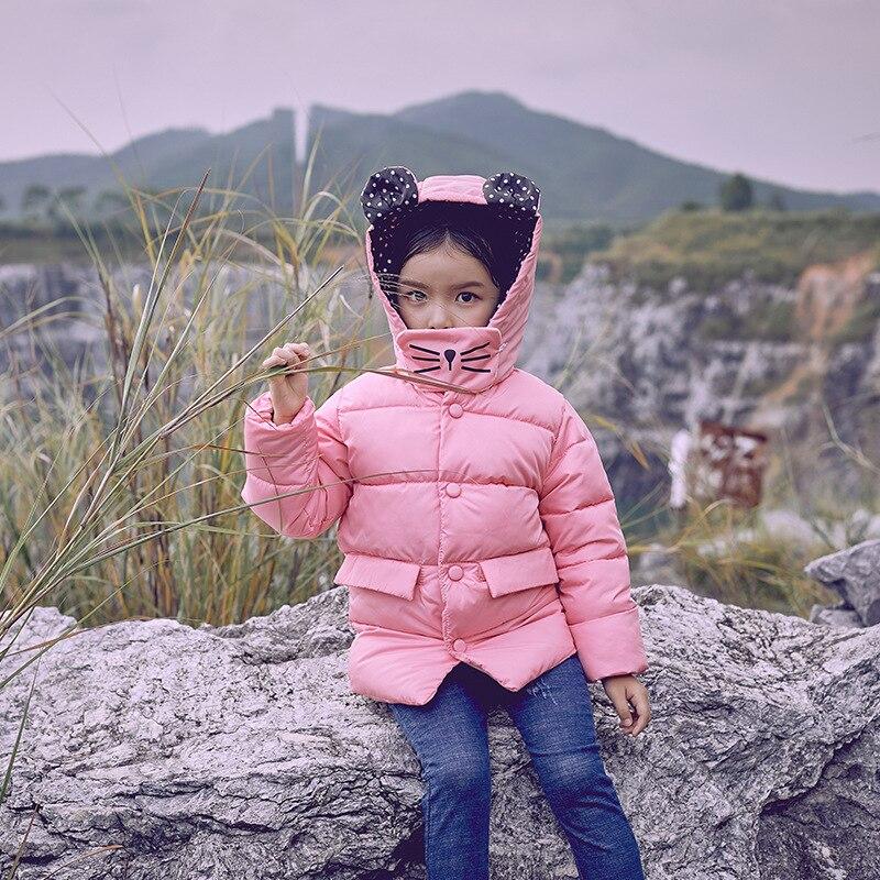 11d2584a47d7 Aliexpress.com   Buy Winter Jacket for Girls Kids Hooded Duck Down ...