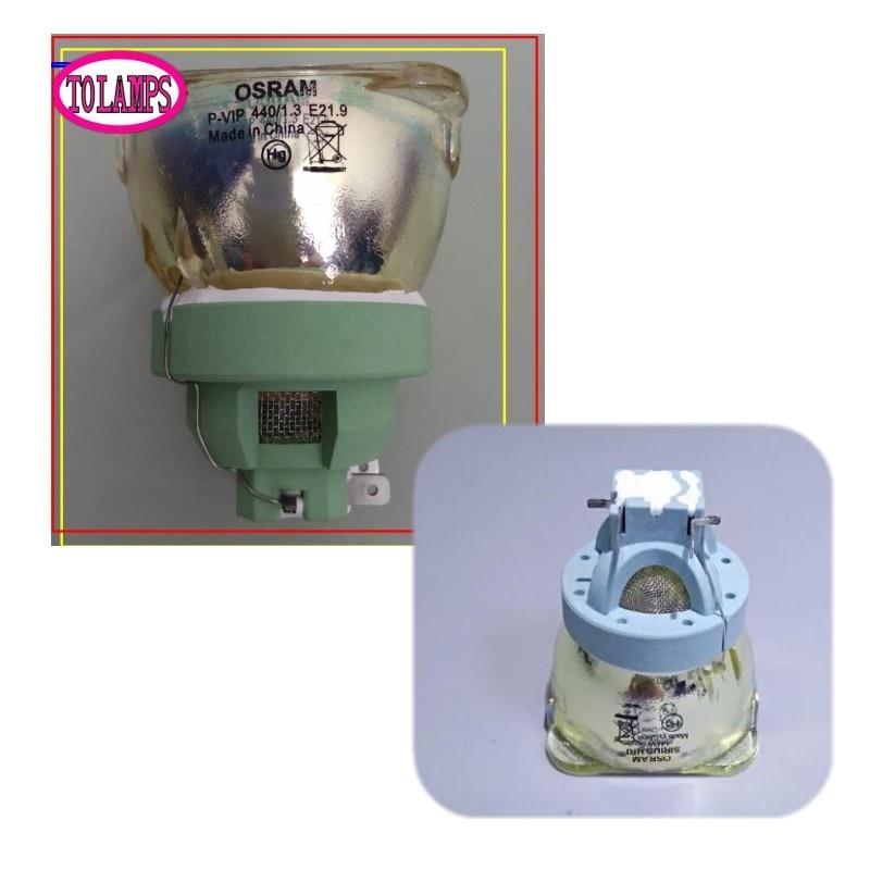 Original Bare Bulb 440W 20R For OSRAM P-VIP 440/1.3 E21.9 Projector lamp Moving Head MSD Beam platinum 20R lamp high quality bare osram projector lamp bulb sp lamp 066 p vip 280w 0 9 e20 9 for sp8604