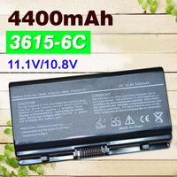 5200mAh Laptop Battery For Toshiba Equium L40 Satellite L40 Pro L40 L45 PA3615U 1BRM PA3615U 1BRS