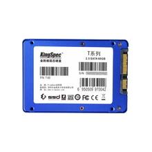 """Tชุดเดิมkingspec 7/9. 5มิลลิเมตร60กิกะไบต์2.5 """"SSD/ฮาร์ดดิสก์โซลิดสเตฮาร์ดดิสก์ภายในSATA III 6 Gbpsสำหรับแล็ปท็อป/สก์ท็อปพีซี/เซิร์ฟเวอร์"""