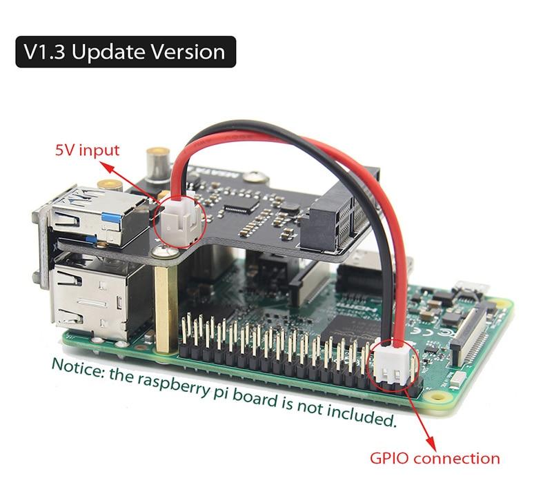How to Add Extra Storage to Your Raspberry Pi? Pi X820 X830 X850