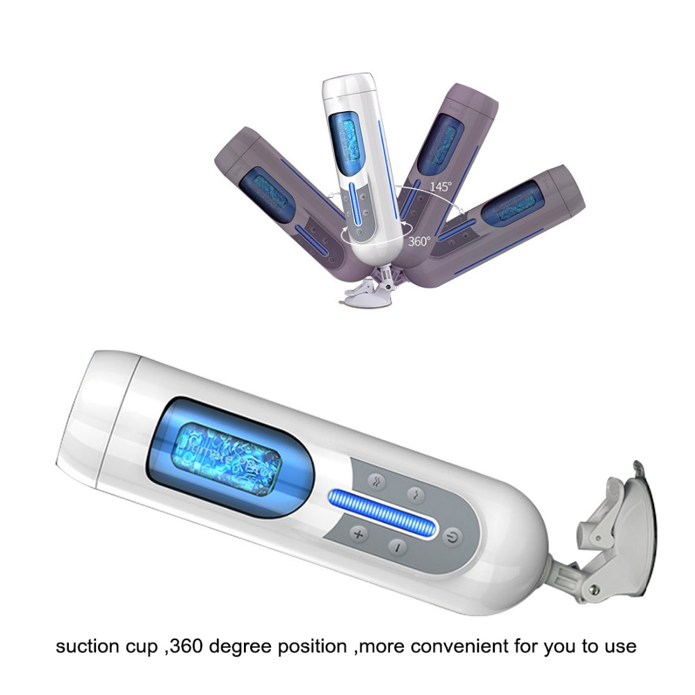 Dingye Rechargeable Electronic Male Masturbator Piston Masturnation Cup Vagina Artifical Pussy Sex Toy Sex Product for Men auto handfree retractable piston pricky male masturbation cup for men penis massage aircraft cup passion cup adult sex products