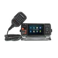 Android Network transceiver GPS walkie talkie SOS radios Bluetooth PTT Car Radio 4G Radio with SIM Card Radio
