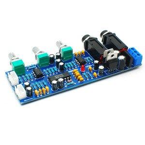 Image 2 - CIRMECH Placa de amplificador de micrófono PT2399 NE5532, preamplificador, reverberación, sonido Echo