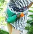 Портативный кошелек многофункциональный три ноги карманы цифровой мешок бутылки воды