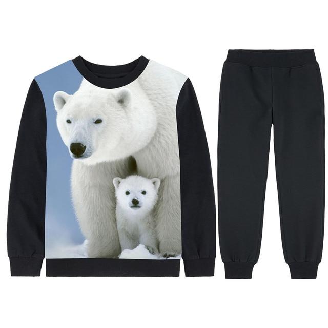 Children S Fashion Baby Sets Children Kids Set S The Polar Bear
