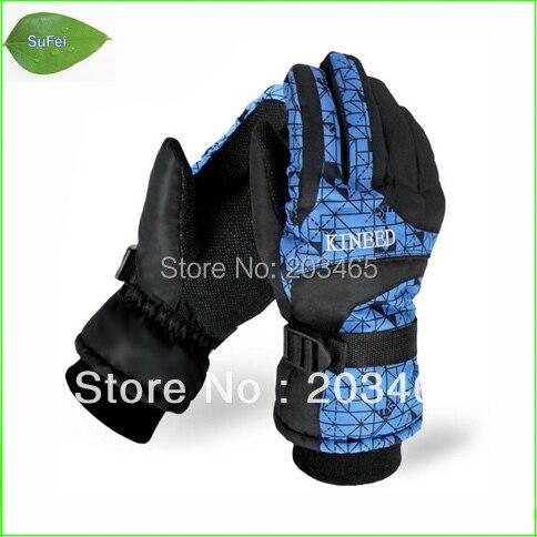 Sg11k guantes impermeables de la nieve invierno motocicleta ciclismo esquí snowb