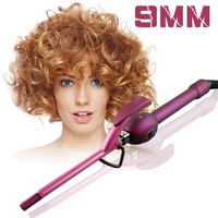 9mm Curling Iron For Hair Curler Professional Hair Curl Irons Curling Wand Roller Rulos Krultang Magic