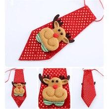 Высокое качество, рождественские галстуки, регулируемые вечерние детские игрушки, бант для ухода за питомцами, галстук, галстук, одежда, новая мода