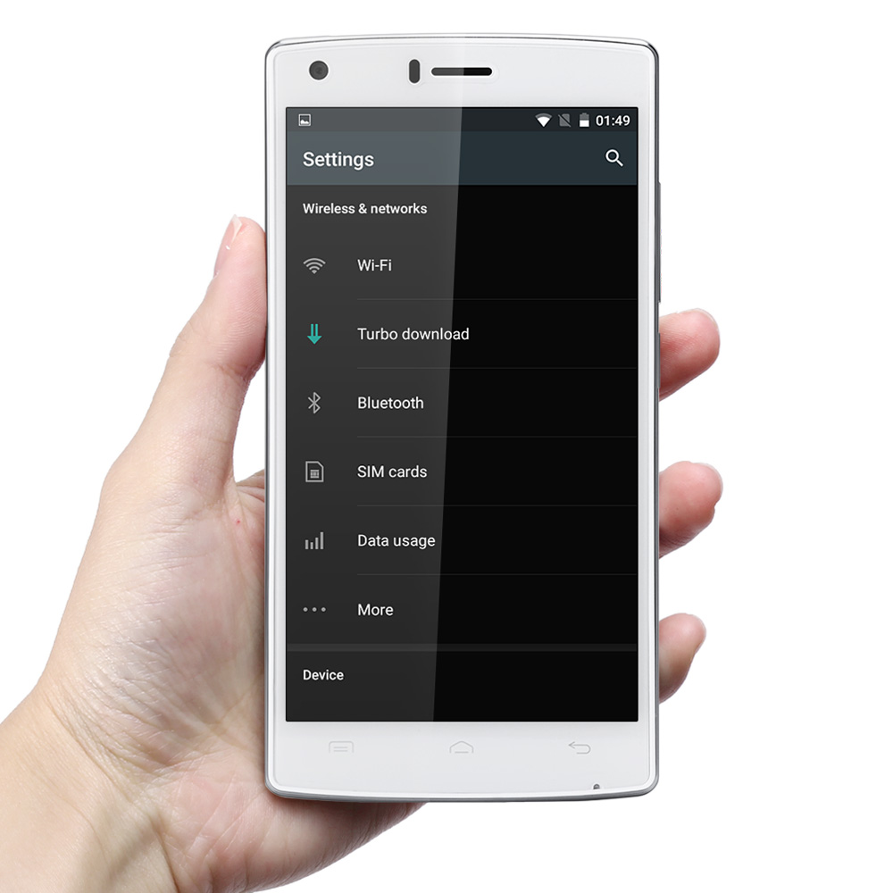 doogee Х5 максимум про 2 гб + 16 гб 5.0 дюймов андроид 6.0 mtk6737 смартфон 4000 мач четырехъядерный отпечатков пальцев сенсор