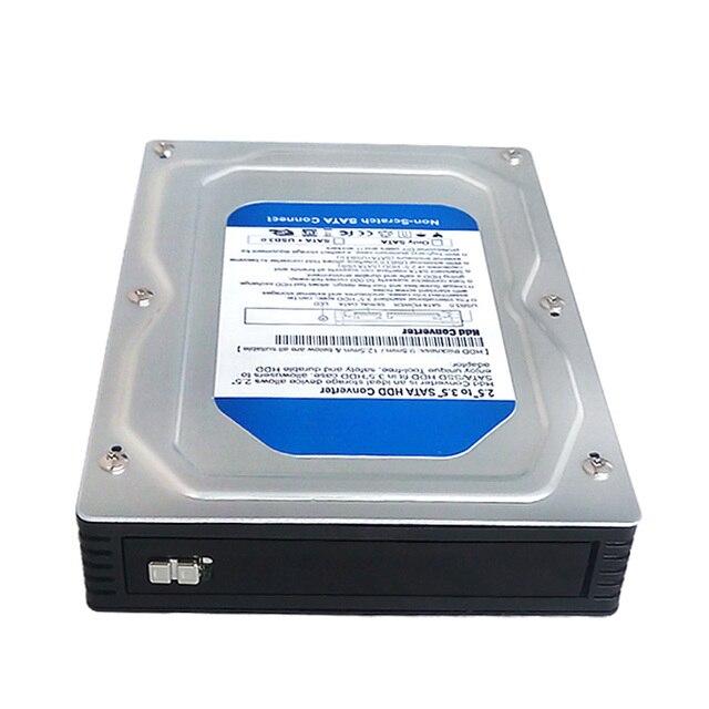 Uneatop ST5510U caso hdd caddy 9.5mm interno hdd 2.5 sata usb 3.0 Conversor adaptador ssd Rack móvel frete grátis