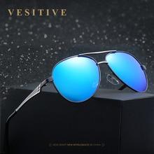 VESITIVE Brand Design Men Women Polarized Sunglasses Driving Goggles UV 400 Coating Mirrored Glasses oculos de sol Eyewear
