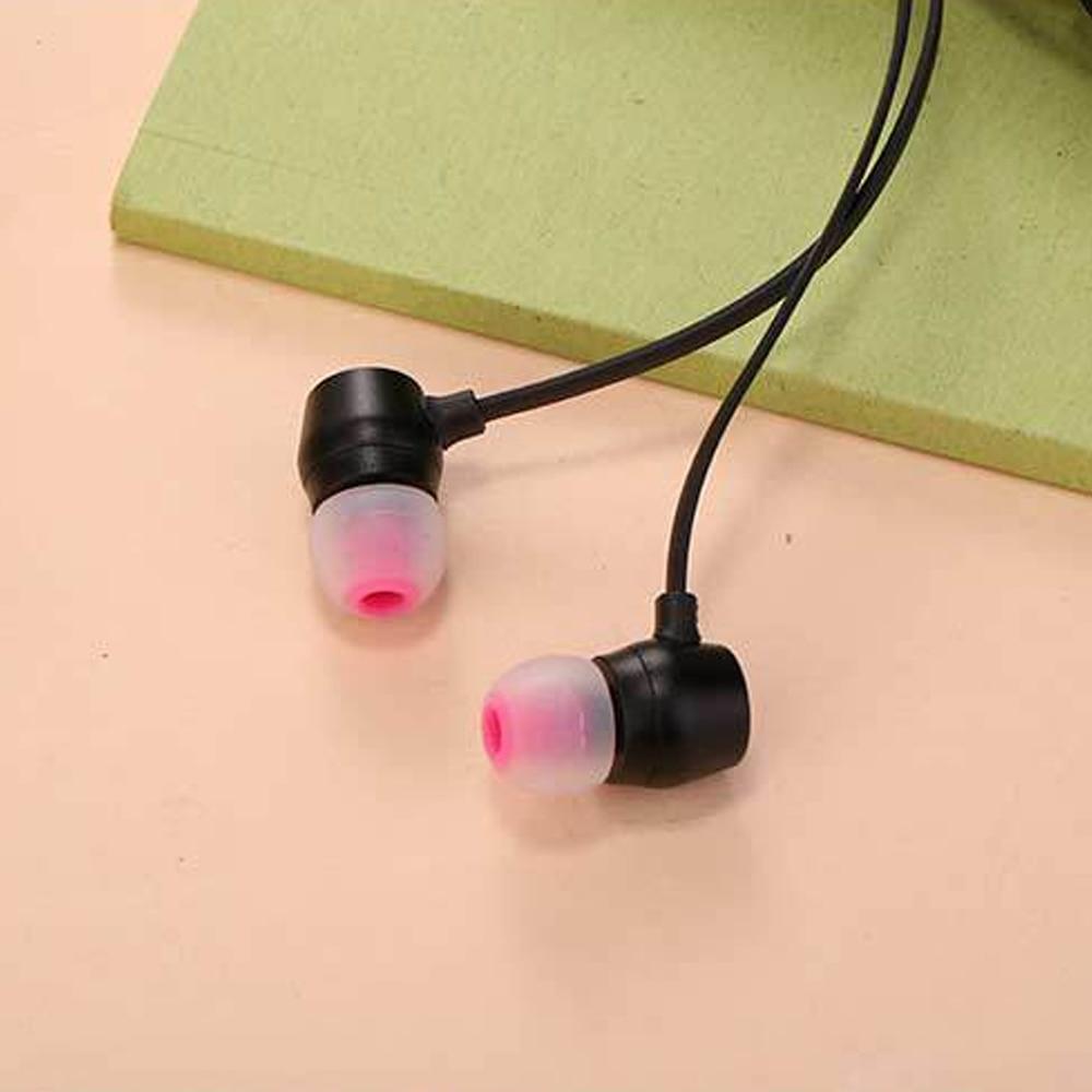 qijiagu 3.5mm Univerzalni žičani uši za slušalice Stereo - Prijenosni audio i video - Foto 3