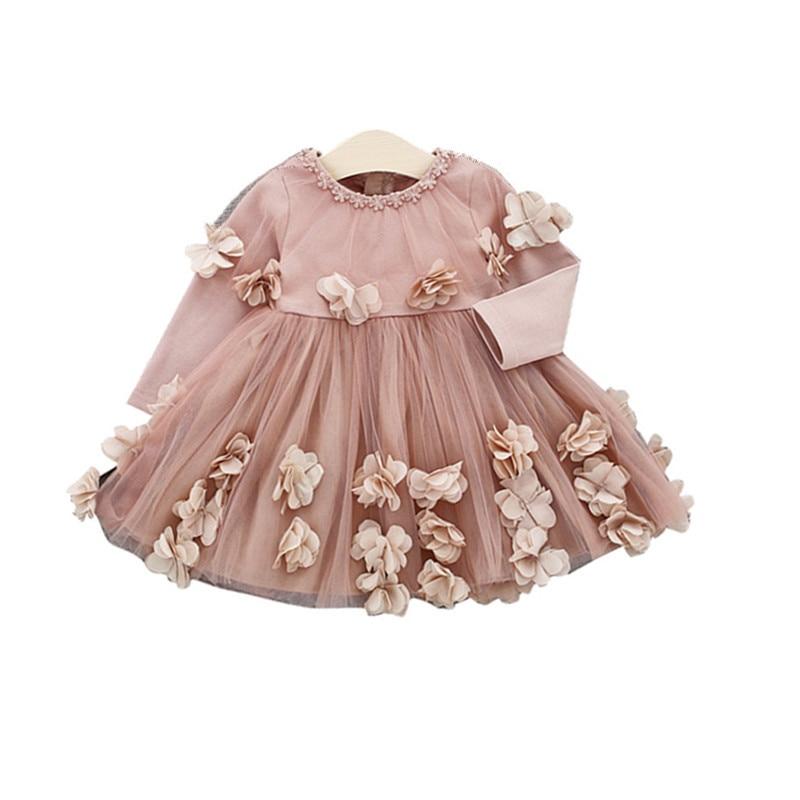 aa0dd7d5d20 Buy plain wedding flower girls dress and get free shipping on AliExpress.com
