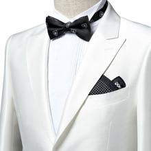 BHBLUX Two-Button Men Suit Blazer