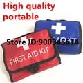 empty medical first aid kit bag for factory ,earthquake,home,travel kit bag handbag,nylon portable pouch