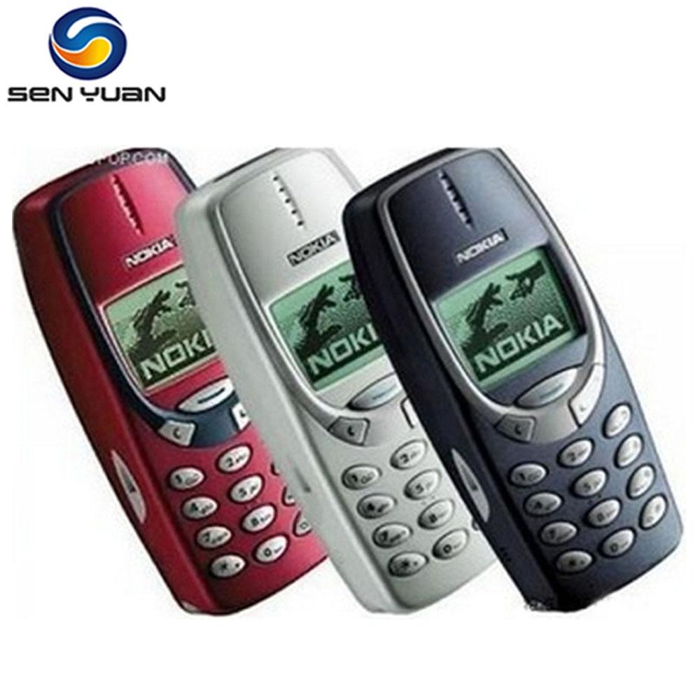 buy 3310 original nokia 3310 mobile phone gsm refurbished nokia 3310 cell phone. Black Bedroom Furniture Sets. Home Design Ideas