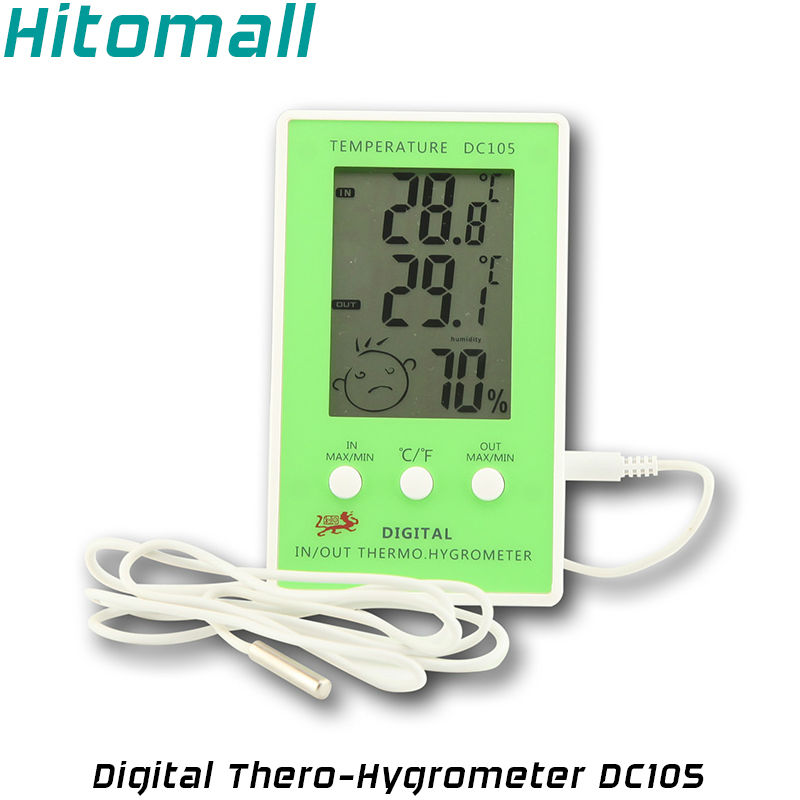 Weather station household indoor use temperature humidity meter temperature display thermometer - Five indoor plants that absorb humidity ...