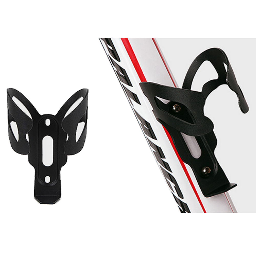 High Quality Cycling Mountain Bike Water Bottle Holder Cage Aluminum Alloy Bicycle Bottle Holder Bike Accessories