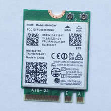 Int Dual Band Wireless-AC 8260 NGFF M.2 WIFI + BT 4.2 Card For Lenovo Thankpad YOGA 900-13ISK Series, FRU 00JT481 SW10A11647