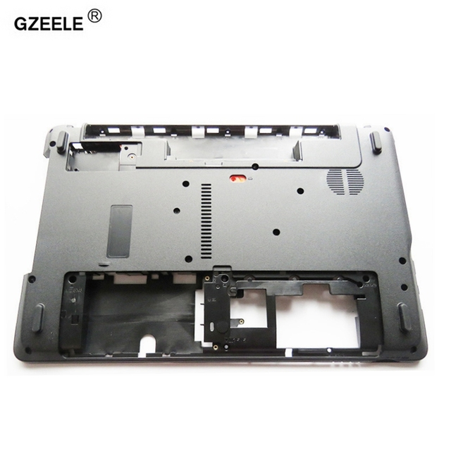 GZEELE Laptop Bottom case cover For Packard Bell EasyNote TE11 TE11HC TE11HR TE11BZ TE11HR TE11-BZ TE11-HC NE56R31 60.M09N2.002
