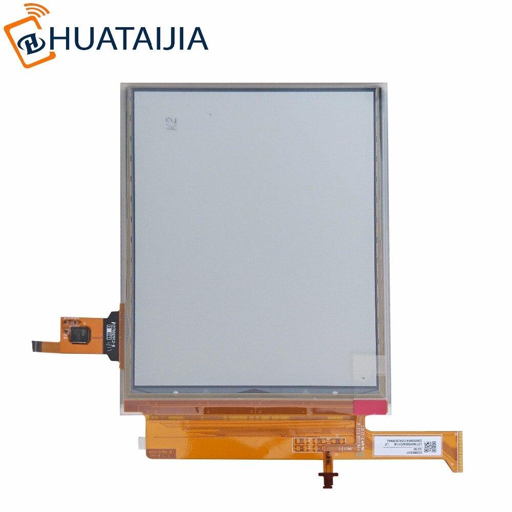 ED060XH7 100% nouvel affichage LCD pour ONYX BOOX Vasco da Gamae écran tactile + LCD Eink Lecteur De Livre Carta 2 ED060XH7