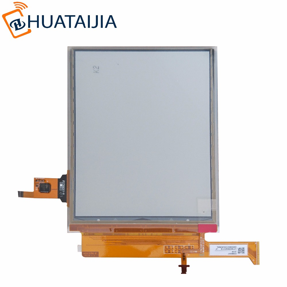 New 6inch touch <font><b>screen</b></font> WITH LCD backlight for <font><b>PocketBook</b></font> touch Lux 4 <font><b>pocketbook</b></font> <font><b>627</b></font> LCD Display free shipping image