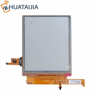 ED060XH7 100% new display LCD+ touch for ONYX BOOX Vasco da Gama onyx boox darwin 6 touch panel+LCD Book Reader Eink Carta 2(China)