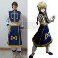 Anime Hunter x hunter Cosplay Kurapika Costume