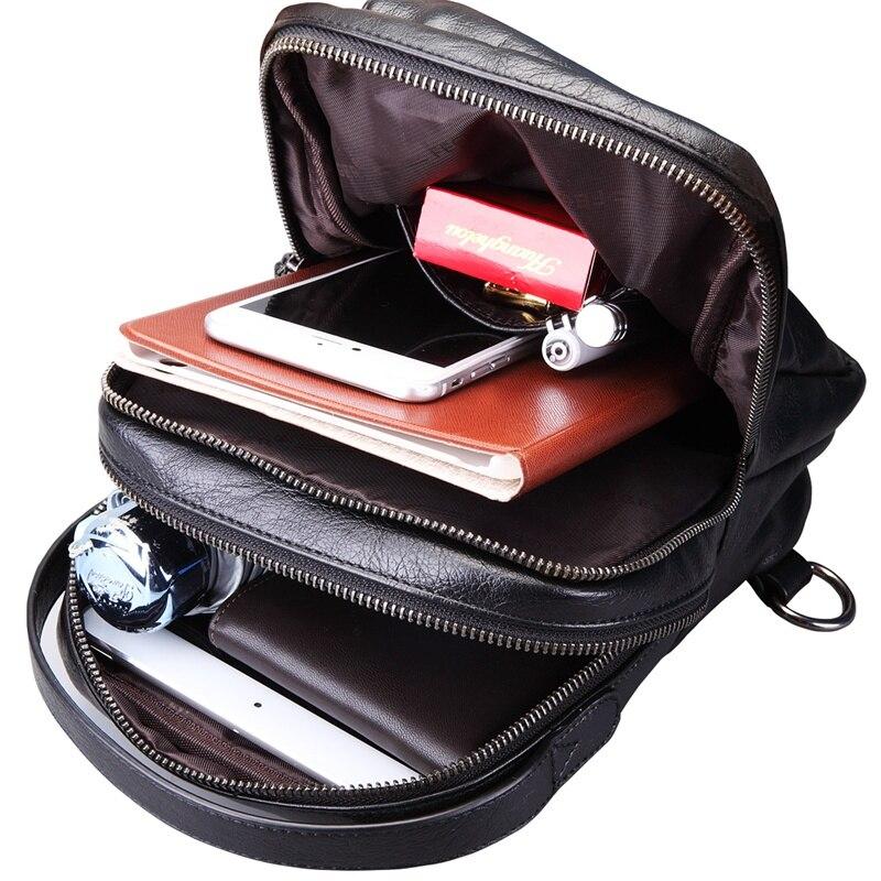 sling sling bolsa de viagem Color : Black, Brown