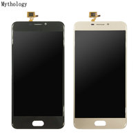 Mythology Touch Screen Display For Ulefone Gemini 5 5 Inch Touch Panel Digitizer Replacement Mobile Phone