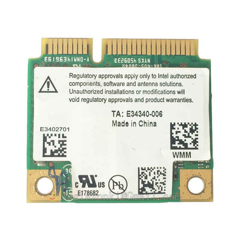 WiMAX WiFi 512ANX makepp Mini PCI-E 2.4G/5G karty 300 mb/s dla Dell E4200 E4300 1555 1745 1320 1220 i precyzja i Vostro link Intel 5150