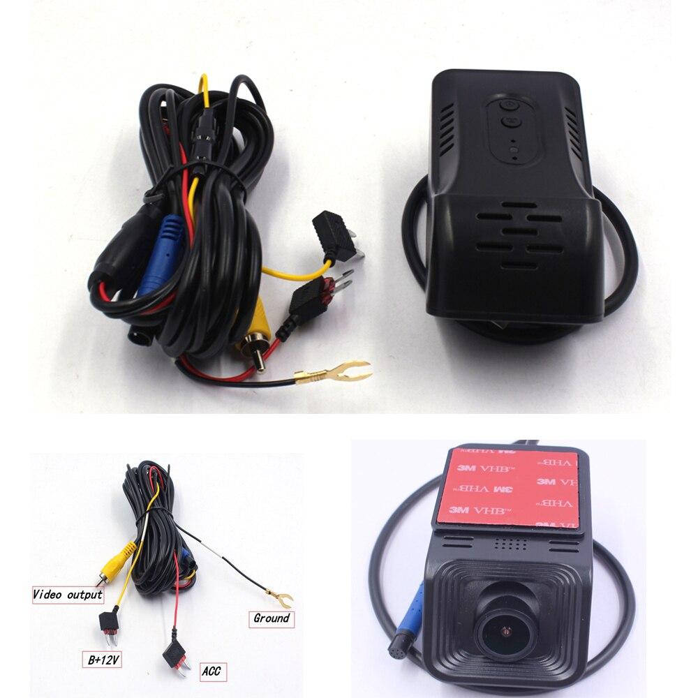 PLUSOBD Universal Wifi Car DVR Dash Camera Dashcam Registrator Full HD 1080P Phone APP Manipulation Night Vision G-sensor