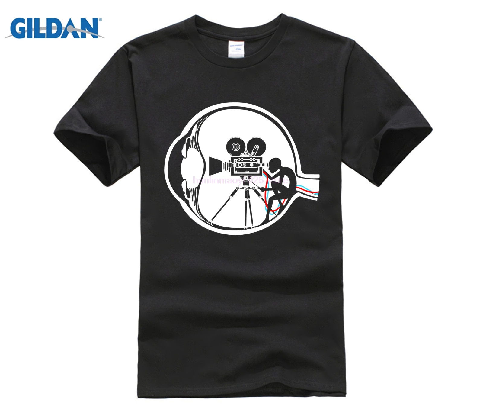 Cinematography Record Motion Pictures Shirts image