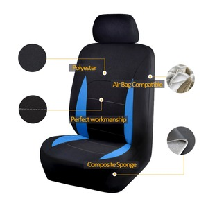 Image 2 - Car Seat Covers Universal Auto Seat Covers For Car Seat Protector Interior Accessories Car Styling